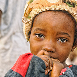 girl portrait smile Africa content travel real UGC photography